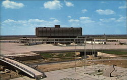 Toronto International Airport Postcard