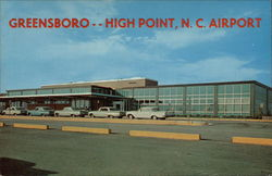 Greensboro-High Point Airport - Administration Building