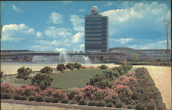 Arrival Building, John F. Kennedy International Airport, Arrival Building, Idlewild