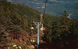 Double Chairlift - Whiteface