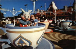 Teacups for Two, Disneyland