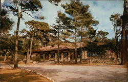 Asilomar - Administration Building and Social Hall