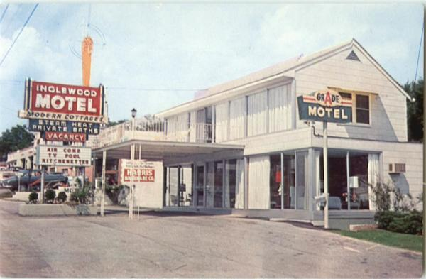 Inglewood Motel Nashville Tn