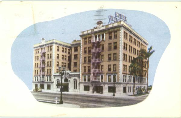 The Hotel Chancellor, 3191 W. Seventh St Los Angeles California