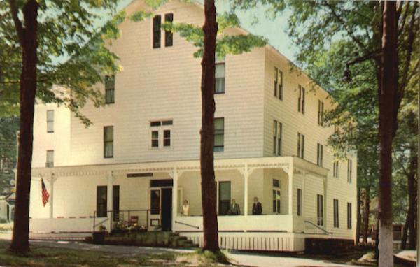Maplewood Hotel Lily Dale New York
