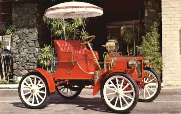 1904 Reo Runabout Cars
