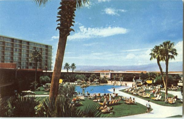 Stardust Hotel And Golf Club Las Vegas Nevada