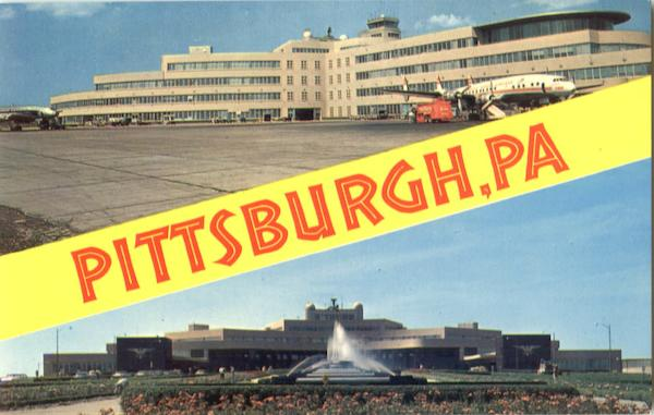 Greater Pitttsburgh Airport Pittsburgh Pennsylvania