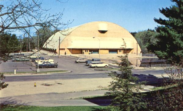 Snively Arena & Outdoor Swimming Pool, Univ. of New Hampshire Durham