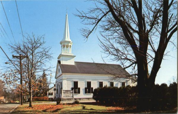 Durham Community Church New Hampshire