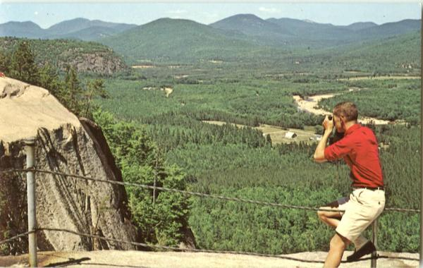 Cathedral Ledge North Conway New Hampshire