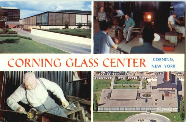 The Corning Glass Center New York