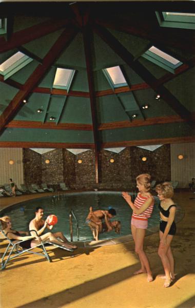 Tamarack Lodge Greenfield Park Ny