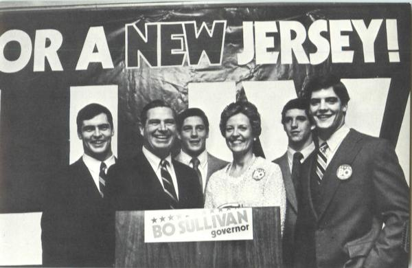 For A New Jersey! Political