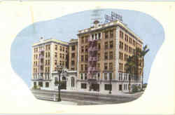 The Hotel Chancellor, 3191 W. Seventh St