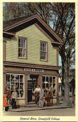 General Store, Greenfield Village
