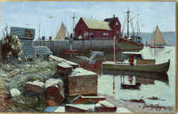 Famous Motif No. 1 on Bearskin Neck