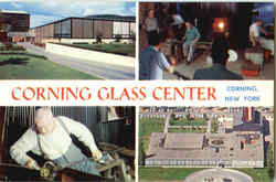 The Corning Glass Center