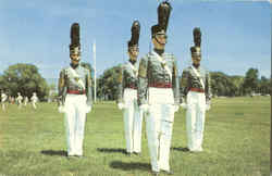 Honor Guard Of Cadets