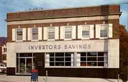 Investors Savings Bank, 64 Main St.