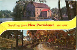 Greetings from New Providence