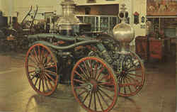 Model 1877 horse-drawn Steam Engine