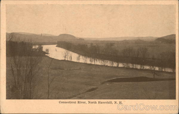 Connecticut River View North Haverhill New Hampshire