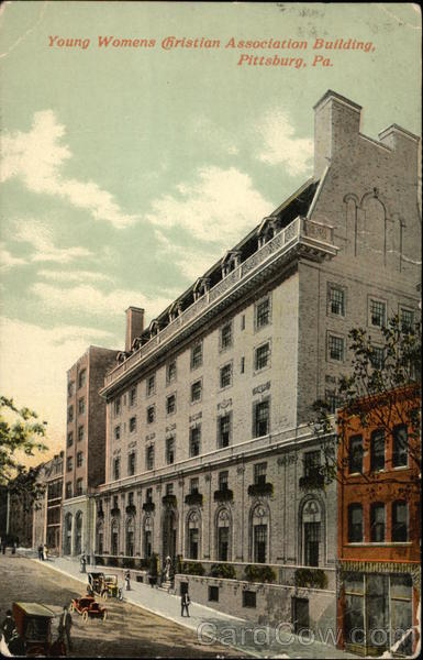 Young Women Christian Association Building Pittsburgh Pennsylvania