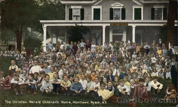 The Christian Herald Children's Home, Montlawn Nyach New York