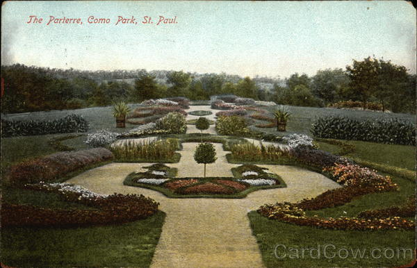 The Parierre, Como Park St. Paul Minnesota