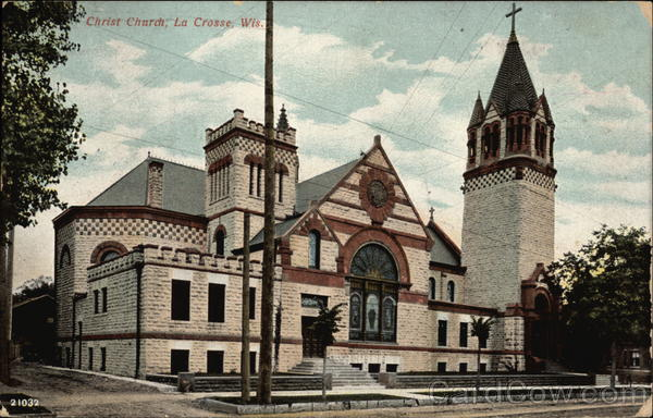Christ Church La Crosse Wisconsin