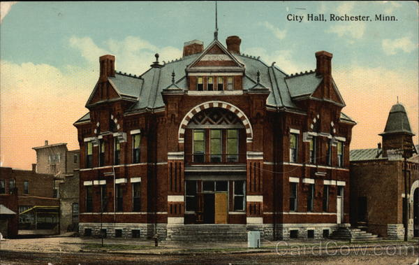 City Hall Rochester Minnesota