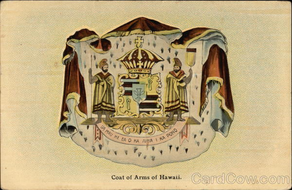 Coat of Arms of Hawaii