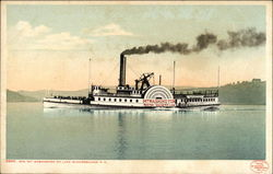 "Steamer ""Mt. Washington"""