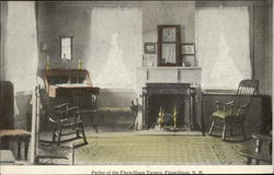 Parlor of the Fitzwilliam Tavern