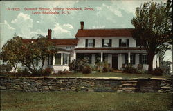 Summit House, Henry Hornback, Prop