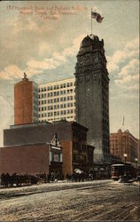 Humboldt Bank and Bulletin Building, Market Street