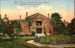 O'Conner Sanitarium, Conducted by Sisters of Charity