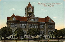 The Orange County Court House