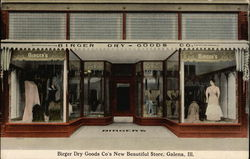 Birger Dry Goods Co's New Beautiful Store