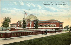 Museum of History, Science and Art, Exposition Park