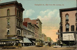 Hampshire Street, East from 5th