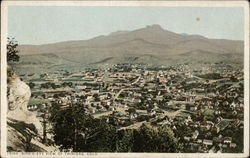 Bird's-Eye View of Trinidad, Colo