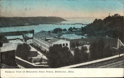 Birdseye View of Minnesota State Prison
