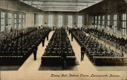 Dining Hall, Federal Prison
