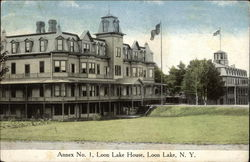 Annex No. 1, Loon Lake House