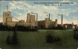 Home of Original-Genuine HORLICK'S Malted Milk