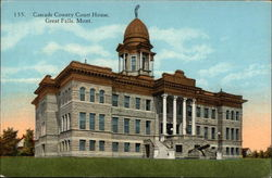 Cascade County Court House
