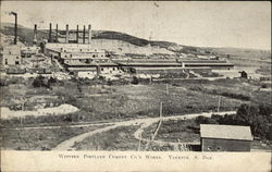 Western Portland Cement Co.'s Works
