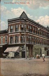 Palace Drug Store Postcard